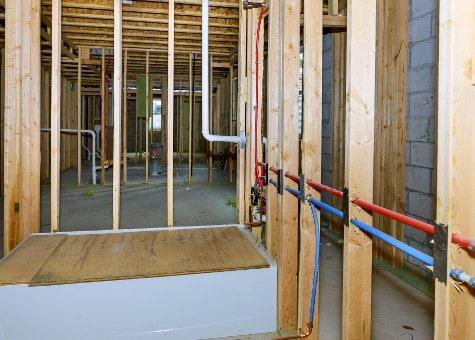 Adding Basement Bathroom | Justin Schumaat Builders
