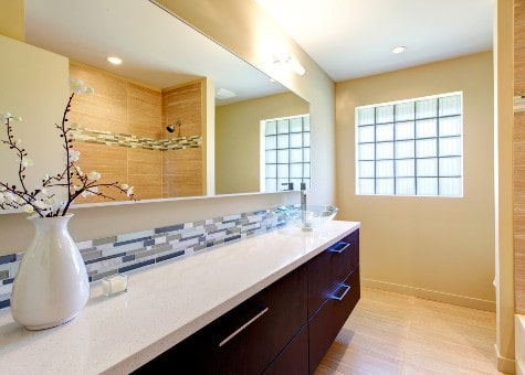 Bathroom Countertop | Bathroom Remodel