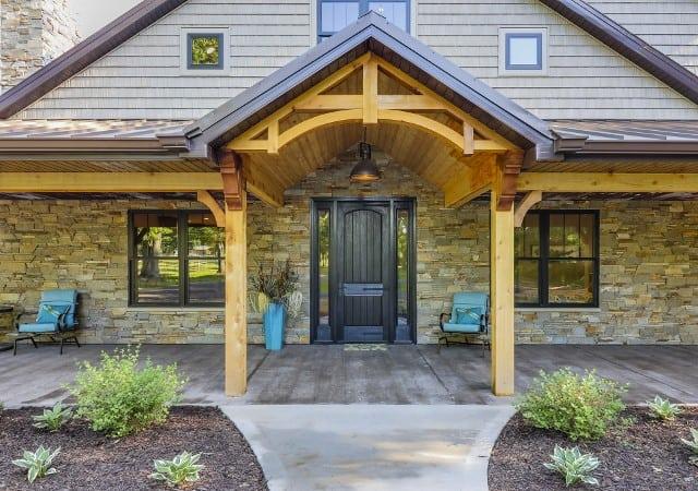 Custom Homes Builder | Farmhouse Plan | Justin Schutmaat Builders