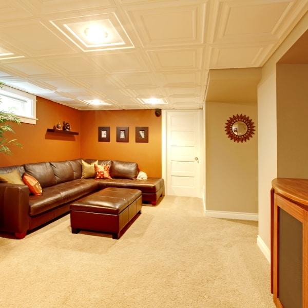 Home Remodeling | Basement Finishing & Designs