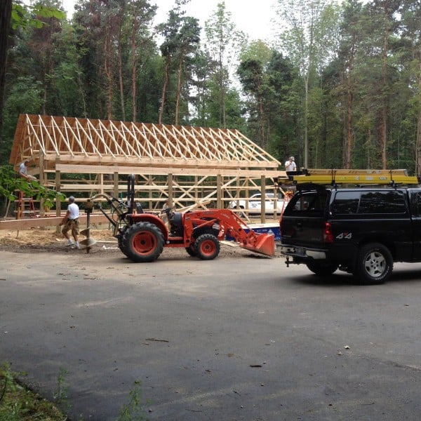 Pole Barn Construction | Justin Schumaat Builders
